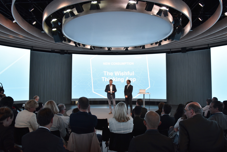 "BMW, ""the rad hub"", London Round Hall 17.06.2016"